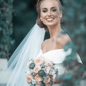 Vestuvinės suknelės individualus siuvimas / Agne Deveikyte / Darbų pavyzdys ID 579209