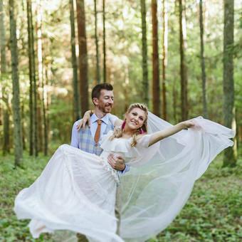Vestuvinės suknelės individualus siuvimas / Agne Deveikyte / Darbų pavyzdys ID 579217