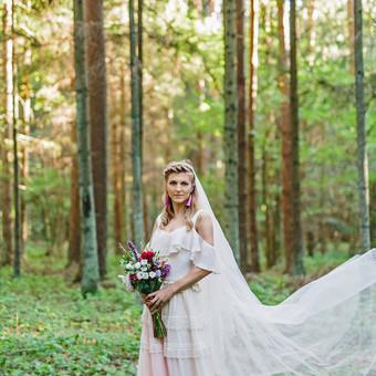 Vestuvinės suknelės individualus siuvimas / Agne Deveikyte / Darbų pavyzdys ID 579219