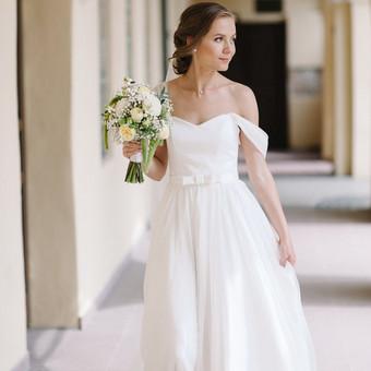 Vestuvinės suknelės individualus siuvimas / Agne Deveikyte / Darbų pavyzdys ID 579221