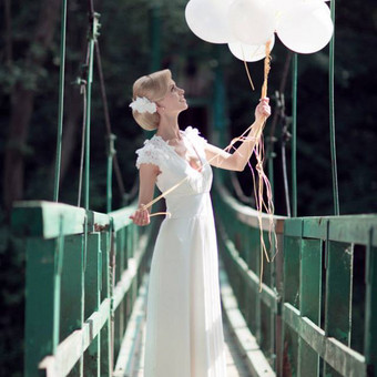 Vestuvinės suknelės individualus siuvimas / Agne Deveikyte / Darbų pavyzdys ID 579223