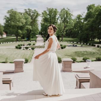 Vestuvinės suknelės individualus siuvimas / Agne Deveikyte / Darbų pavyzdys ID 579225