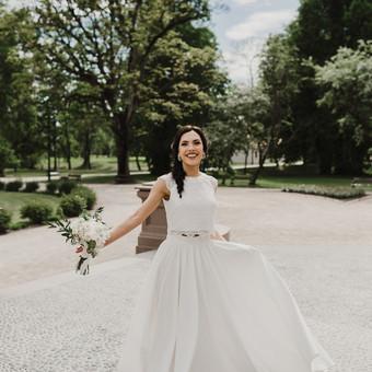 Vestuvinės suknelės individualus siuvimas / Agne Deveikyte / Darbų pavyzdys ID 579227