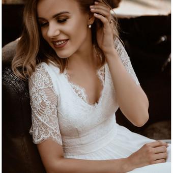 Vestuvinės suknelės individualus siuvimas / Agne Deveikyte / Darbų pavyzdys ID 579237