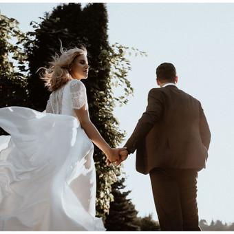 Vestuvinės suknelės individualus siuvimas / Agne Deveikyte / Darbų pavyzdys ID 579239