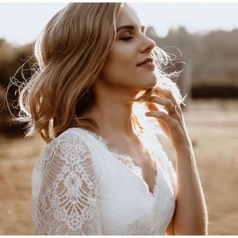 Vestuvinės suknelės individualus siuvimas / Agne Deveikyte / Darbų pavyzdys ID 579241