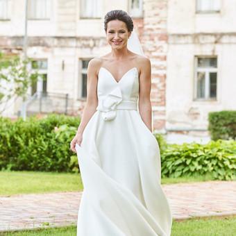 Vestuvinės suknelės individualus siuvimas / Agne Deveikyte / Darbų pavyzdys ID 579277