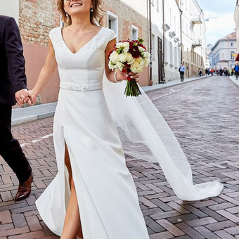 Vestuvinės suknelės individualus siuvimas / Agne Deveikyte / Darbų pavyzdys ID 579279