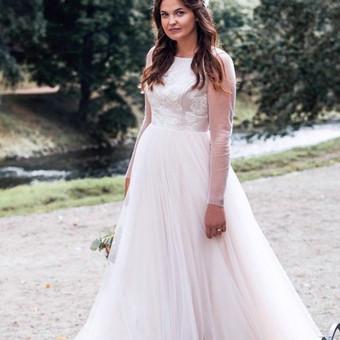 Vestuvinės suknelės individualus siuvimas / Agne Deveikyte / Darbų pavyzdys ID 579281