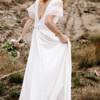 Vestuvinės suknelės individualus siuvimas / Agne Deveikyte / Darbų pavyzdys ID 579287