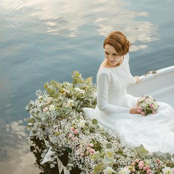 Vestuvinės suknelės individualus siuvimas / Agne Deveikyte / Darbų pavyzdys ID 579377