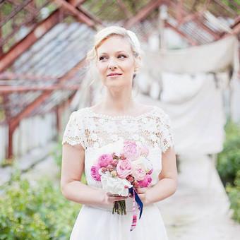 Vestuvinės suknelės individualus siuvimas / Agne Deveikyte / Darbų pavyzdys ID 579381