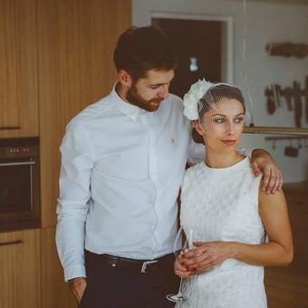 Vestuvinės suknelės individualus siuvimas / Agne Deveikyte / Darbų pavyzdys ID 579383