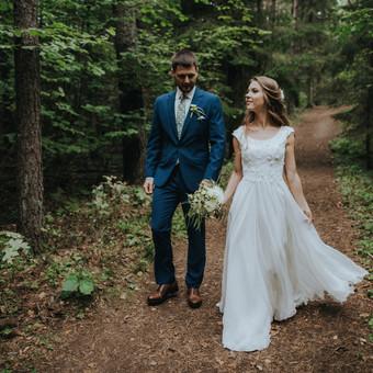 Vestuvinės suknelės individualus siuvimas / Agne Deveikyte / Darbų pavyzdys ID 579387