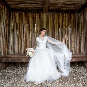 Vestuvinės suknelės individualus siuvimas / Agne Deveikyte / Darbų pavyzdys ID 579391