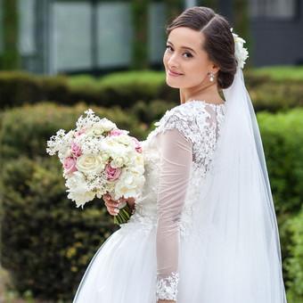 Vestuvinės suknelės individualus siuvimas / Agne Deveikyte / Darbų pavyzdys ID 579393