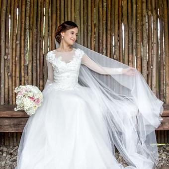Vestuvinės suknelės individualus siuvimas / Agne Deveikyte / Darbų pavyzdys ID 579395