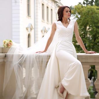 Vestuvinės suknelės individualus siuvimas / Agne Deveikyte / Darbų pavyzdys ID 579397