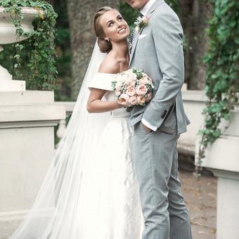 Vestuvinės suknelės individualus siuvimas / Agne Deveikyte / Darbų pavyzdys ID 579399