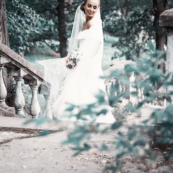 Vestuvinės suknelės individualus siuvimas / Agne Deveikyte / Darbų pavyzdys ID 579401