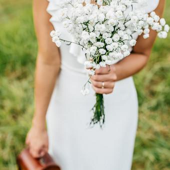 Vestuvinės suknelės individualus siuvimas / Agne Deveikyte / Darbų pavyzdys ID 579431