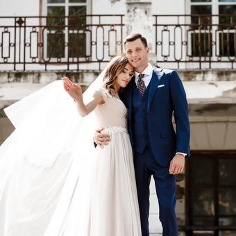Vestuvinės suknelės individualus siuvimas / Agne Deveikyte / Darbų pavyzdys ID 579433