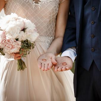 Vestuvinės suknelės individualus siuvimas / Agne Deveikyte / Darbų pavyzdys ID 579435