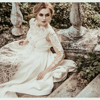Vestuvinės suknelės individualus siuvimas / Agne Deveikyte / Darbų pavyzdys ID 579445