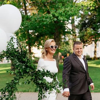 Vestuvių planuotoja / Agnė Martinkėnė / Darbų pavyzdys ID 580049