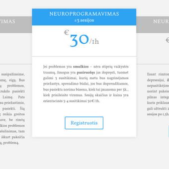 Psichoterapinis konsultavimas, neuroprogramavimas / Samantha Zachh / Darbų pavyzdys ID 580095