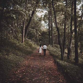 Vestuvių fotografai visoje Lietuvoje ir užsienyje / Julius ir Kristina / Darbų pavyzdys ID 580627