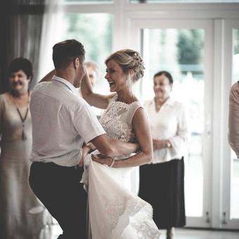 Vestuvių fotografai visoje Lietuvoje ir užsienyje / Julius ir Kristina / Darbų pavyzdys ID 580629