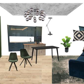 Studio-H interjero dizainas / Studio-H / Darbų pavyzdys ID 580995