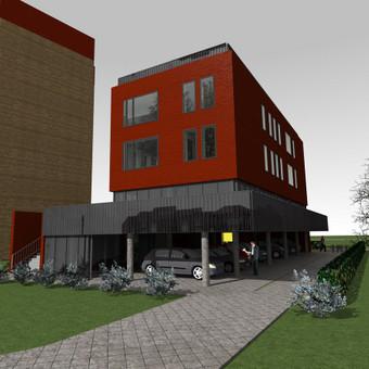 Daugiabutis gyvenamasis namas Baltijos g. 49