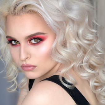"""""""Silvija MUA Make Up & Hairstyles""""  - MAKIAŽAI ir ŠUKUOSENOS / Silvija / Darbų pavyzdys ID 581513"""