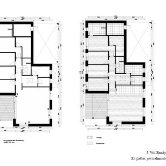 Brėžiniai Autocad programa / Jovita Valinčiūtė / Darbų pavyzdys ID 582511