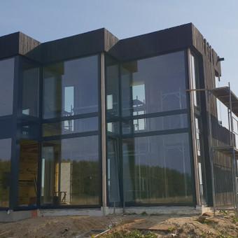 Karkasinių ir skydinių namų statyba / UAB Karkasinių namų meistrai / Darbų pavyzdys ID 582519