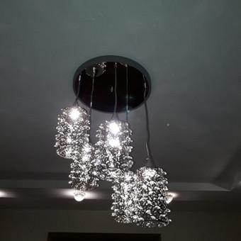Apsaugos, elektros, video stebėjimo sistemos / UAB / Darbų pavyzdys ID 543433