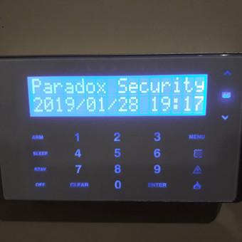 Apsaugos, elektros, video stebėjimo sistemos / UAB / Darbų pavyzdys ID 582711
