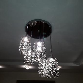 Elektros darbai / Namų instaliacijos / Darbų pavyzdys ID 583037