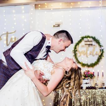 Vestuvinio šokio pamokos Kaune pas Justiną / Justina Karvelytė / Darbų pavyzdys ID 583475