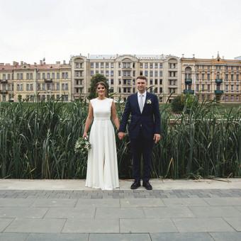 Priimu rezervacijas 2020 m. vestuvėms / Silvija Mikoliūnienė / Darbų pavyzdys ID 583665