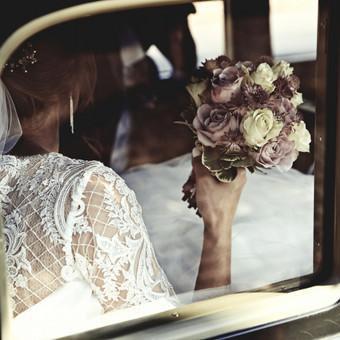 Priimu rezervacijas 2020 m. vestuvėms / Silvija Mikoliūnienė / Darbų pavyzdys ID 583711