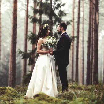 Priimu rezervacijas 2020 m. vestuvėms / Silvija Mikoliūnienė / Darbų pavyzdys ID 583737
