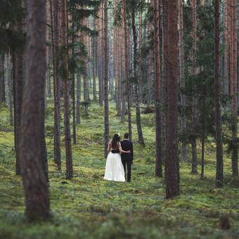 Priimu rezervacijas 2020 m. vestuvėms / Silvija Mikoliūnienė / Darbų pavyzdys ID 583741