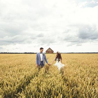 Fotografė/Priimami užsakymai 2019 m. vestuvėms / Silvija Mikoliūnienė / Darbų pavyzdys ID 583767