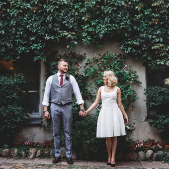 Priimu rezervacijas 2020 m. vestuvėms / Silvija Mikoliūnienė / Darbų pavyzdys ID 583789