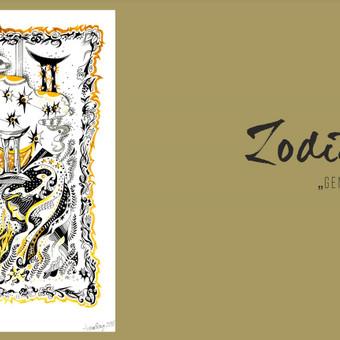 Dailininkas / Grafikos dizaineris / Laura / Darbų pavyzdys ID 584469