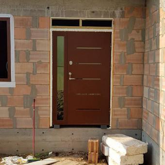 """Plastiko, Aliuminio, Medžio profilio langai,durys,pertvaros / UAB """"JUSTIGNA"""" / Darbų pavyzdys ID 584625"""