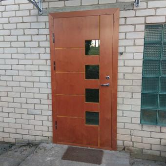 """Plastiko, Aliuminio, Medžio profilio langai,durys,pertvaros / UAB """"JUSTIGNA"""" / Darbų pavyzdys ID 584627"""